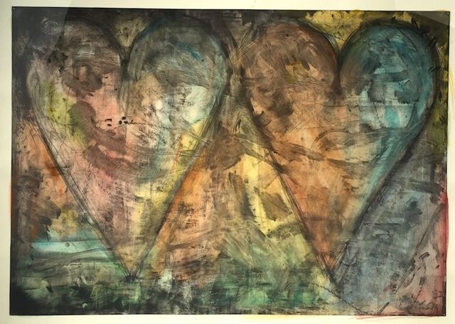 Watercolored By Jim Dine